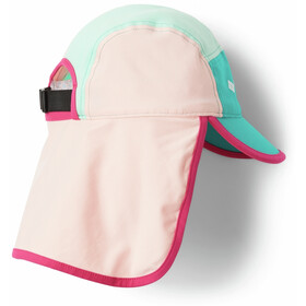 Columbia Junior II Cachalot Hat Youth tropic water/pink sand